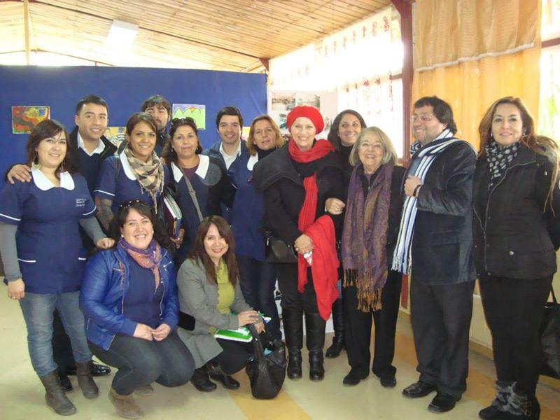 Bienvenidos al consejo de la sociedad civil de Gendarmería de Chile