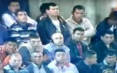 Isha apoyo social en las cárceles de Chile, TVN 2011