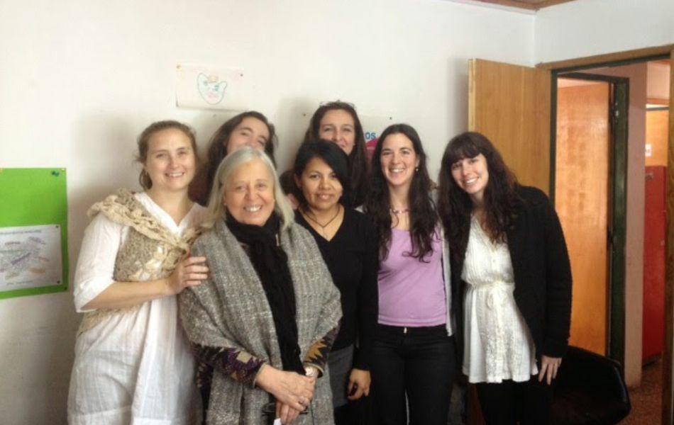 Fundación Isha Argentina llevando el Sistema Isha a Fundación Juanito