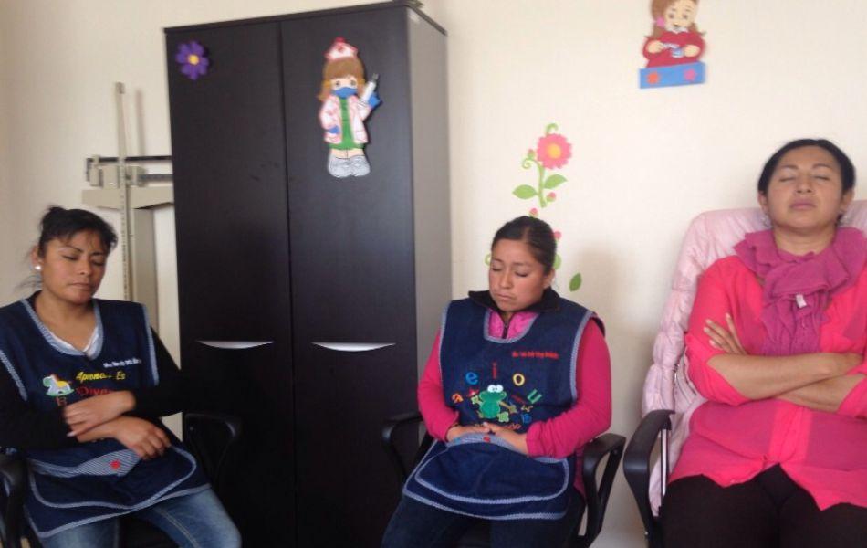 Labor social Pachuca CAIC – México