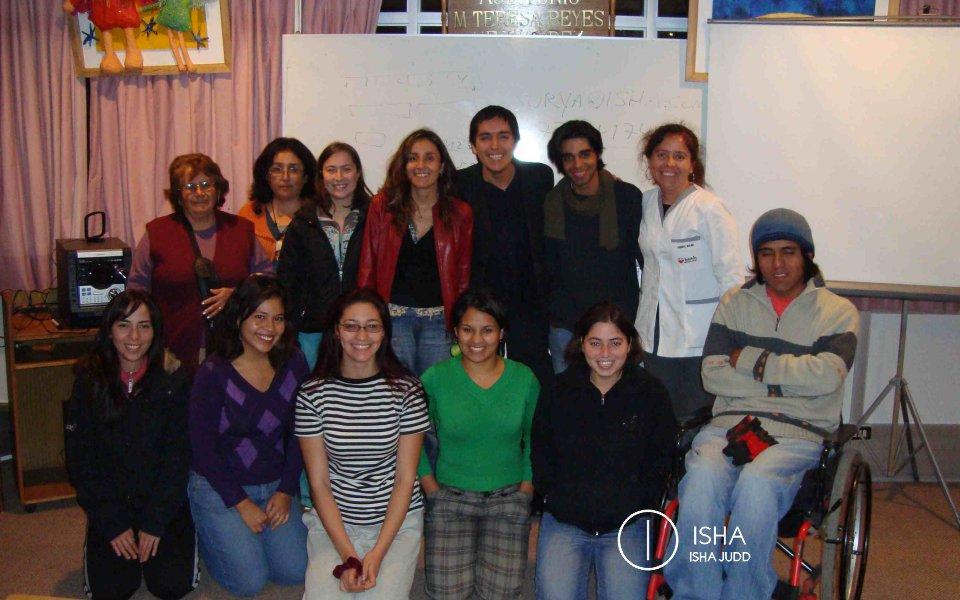 Labor social – Teletón Chile