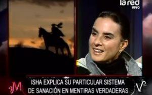 Isha – Entrevista mentiras verdaderas chile