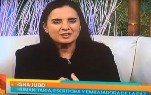 Isha – Entrevista el matinal