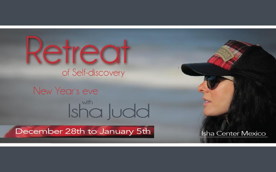 New Year's eve retreat with Isha Judd