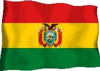 Isha Judd - Bandera Bolivia