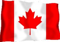 Isha Judd - Bandera Canadá