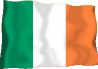 Isha Judd - Bandera Irlanda