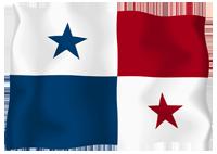 Isha Judd - Bandera Panamá