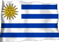 Isha Judd - Bandera Uruguay