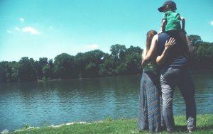 Isha Judd - La relación con la familia