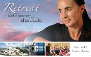 Retreat with Isha Judd in Manzanillo, Mexico - November 17th to 21st