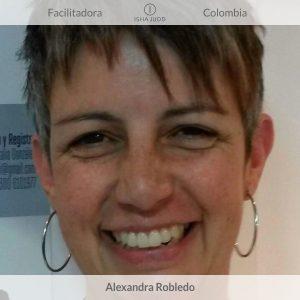Isha Facilitadora Colombia Alexandra Robledo