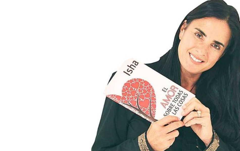 """""""Educando a un niño con amor-conciencia"""" por Isha Judd en la revista El Rayo de la Estrella de Valparaíso."""
