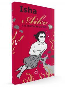 Isha – Tienda – Libro Aiko y el diamante perdido