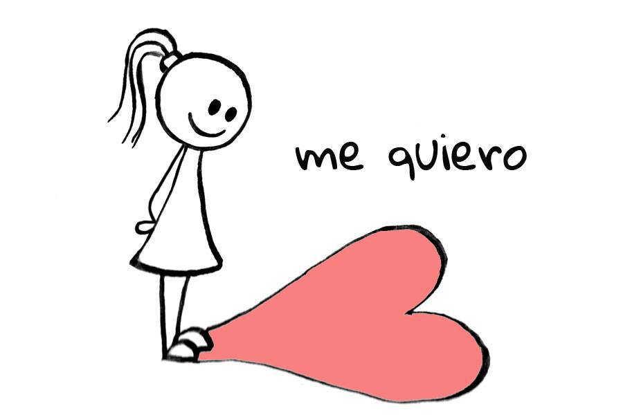 Si yo no me quiero, ¿cómo puedo querer?