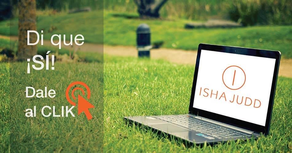 Seminario Online del Sistema Isha Judd