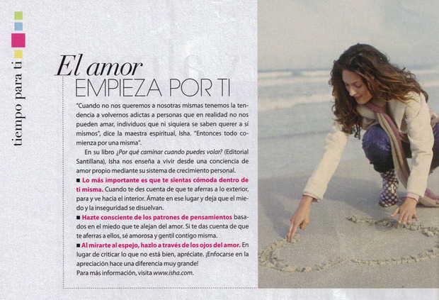 Siempre Mujer Magazine, EEUU