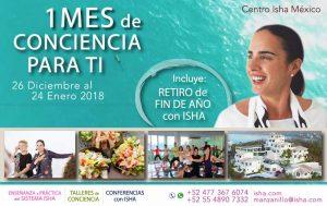 Isha – Mes de conciencia 2017 en México