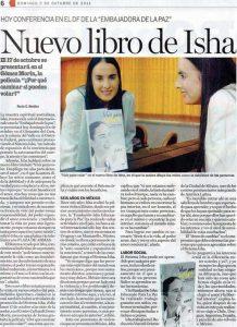 Isha Nuevo Libro