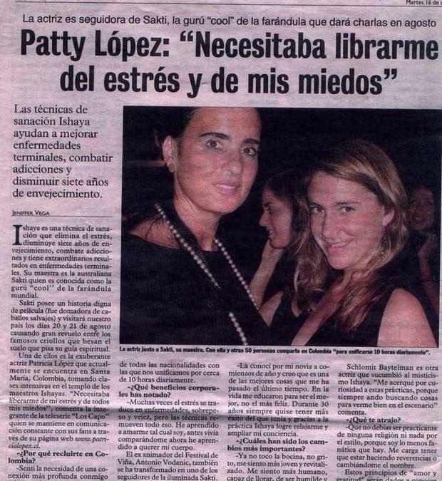 Las Últimas Noticias, Chile