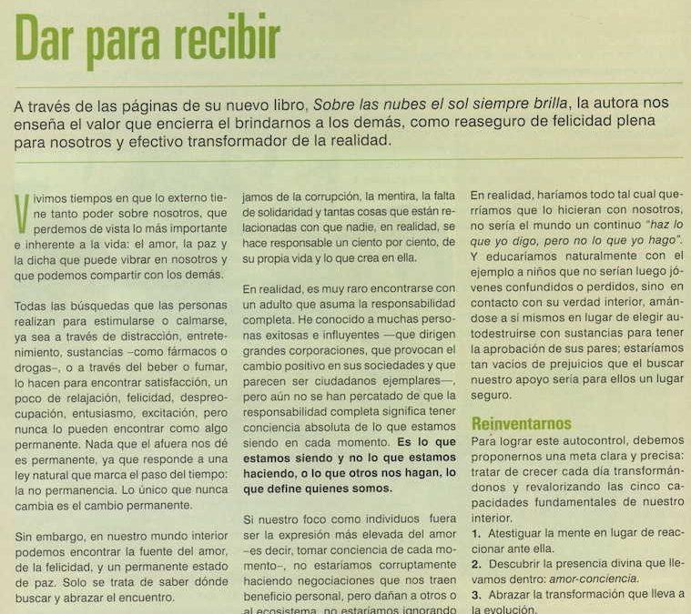 Revista Psicología Positiva, Argentina