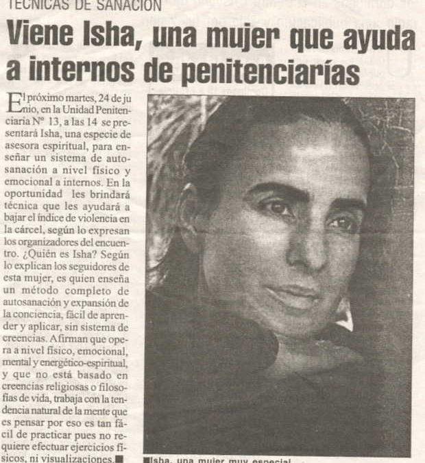 Diario Democracia, Argentina, Junin