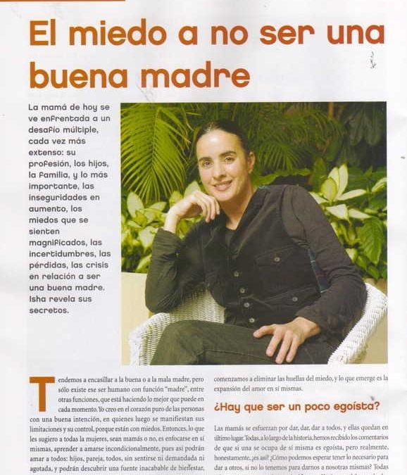 Revista Mi Bebé, Argentina