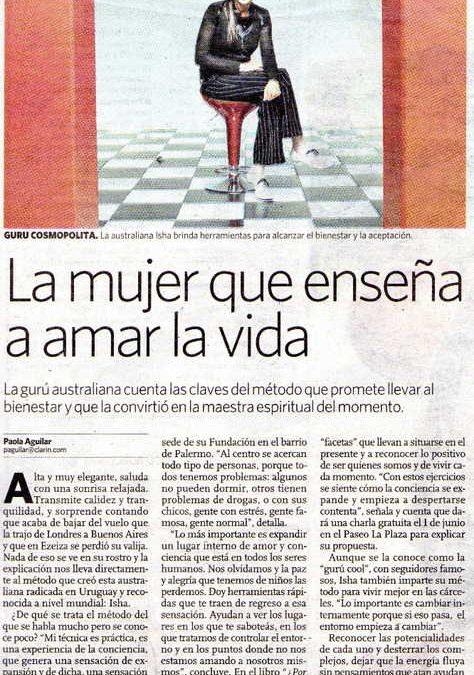 Diario Clarín, Suplemento Buena Vida, Argentina