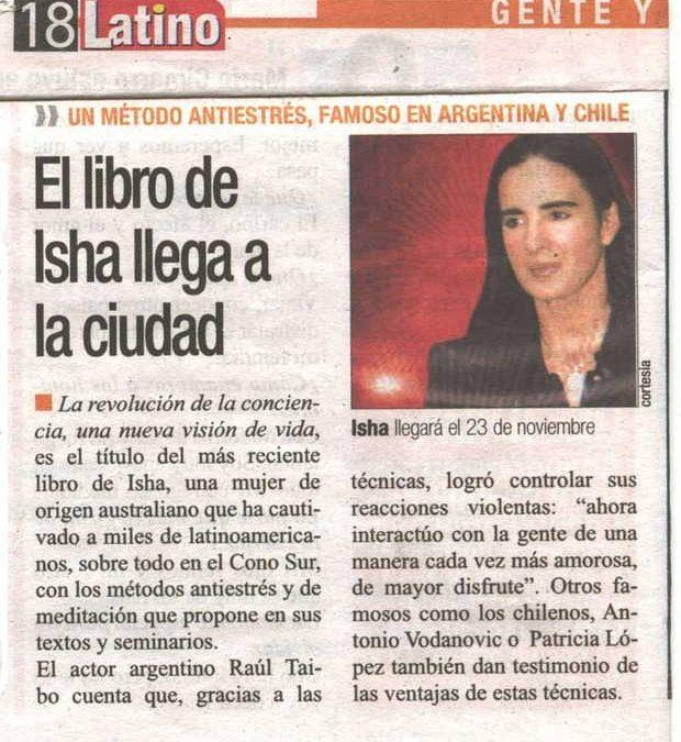 Diario Latino, Barcelona