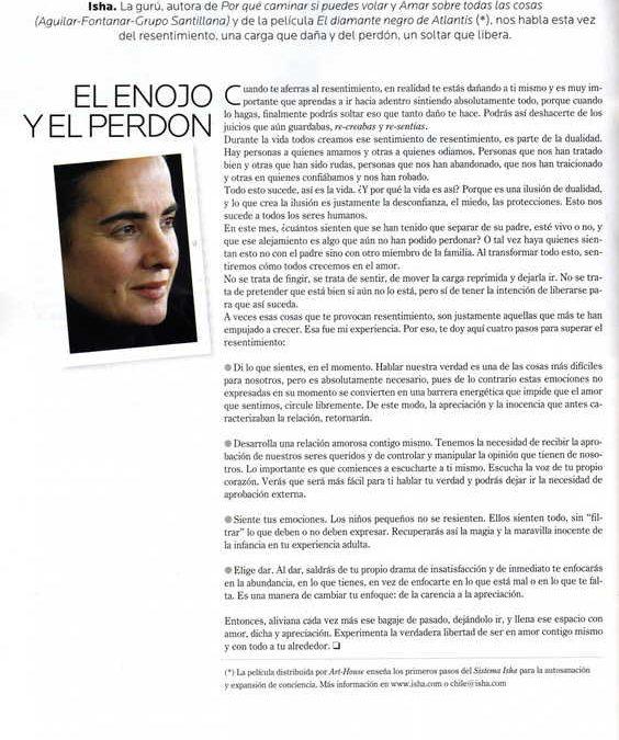 Revista Para Ti, Chile