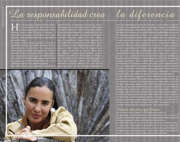 Revista Universo Holístico, España