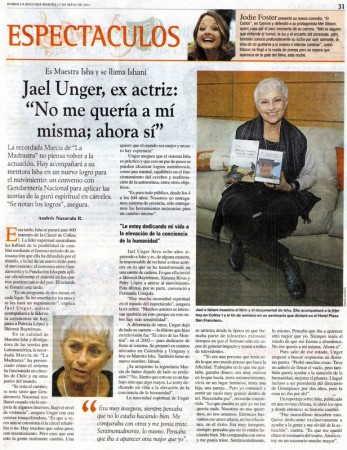 Diario La Segunda, Chile