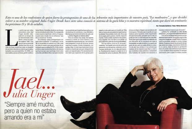 Revista Cosas, Chile