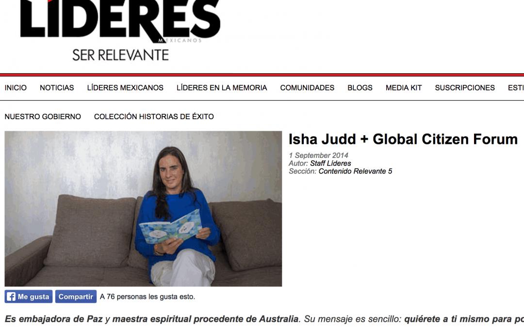 Revista Líderes Mexicanos
