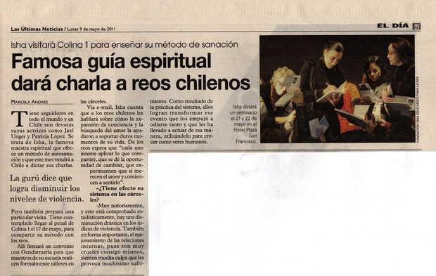 Diario Las Últimas Noticias, Chile