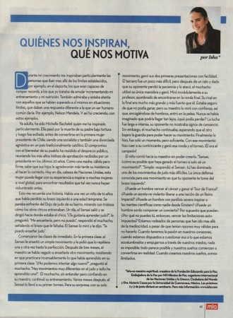 Revista Mia, Argentina