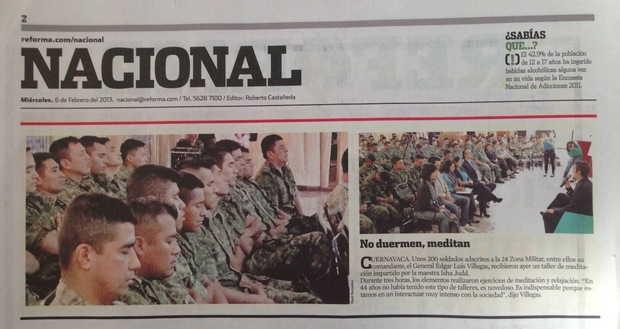 Periódico Reforma, México