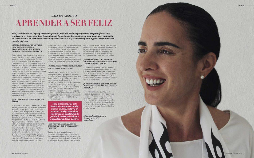 Revista Chic, Pachuca, México