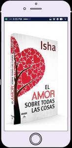 Isha – El amor sobre todas las cosas phone
