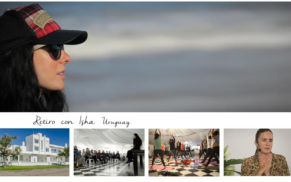 Retiros de verano con Isha Uruguay 2019