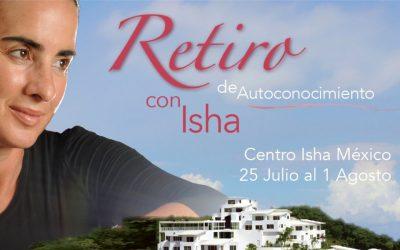 Retiro de verano con Isha México 2018