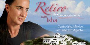 Retiro con Isha del 25 de julio al 1 de agosto