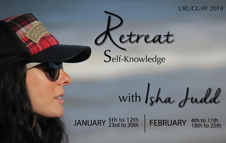 Retreats with Isha in the Isha Judd Center Uruguay