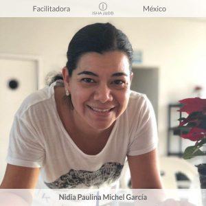 Facilitadora Isha Judd Mexico Nidia Paulina Michel Garcia