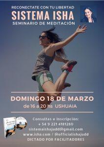 Isha – Seminario Ushuaia 1