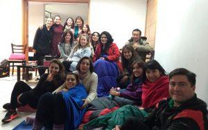 Isha – Cierre primer paso programa 4 semanas Chile 2