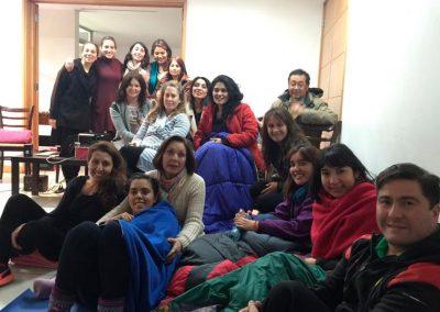 Isha - Cierre primer paso programa 4 semanas Chile 2