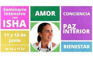 Isha – Cierre primer paso programa 4 semanas Chile