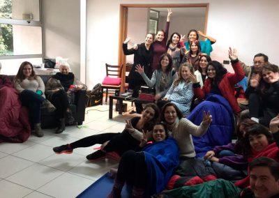 Isha - Cierre primer paso programa 4 semanas Chile 1