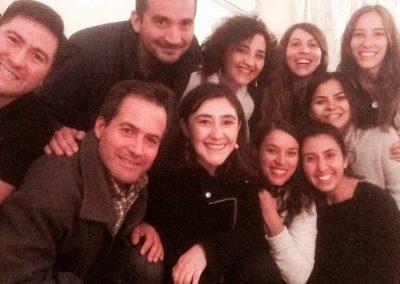 Un Domingo de unidad en Santiago de Chile